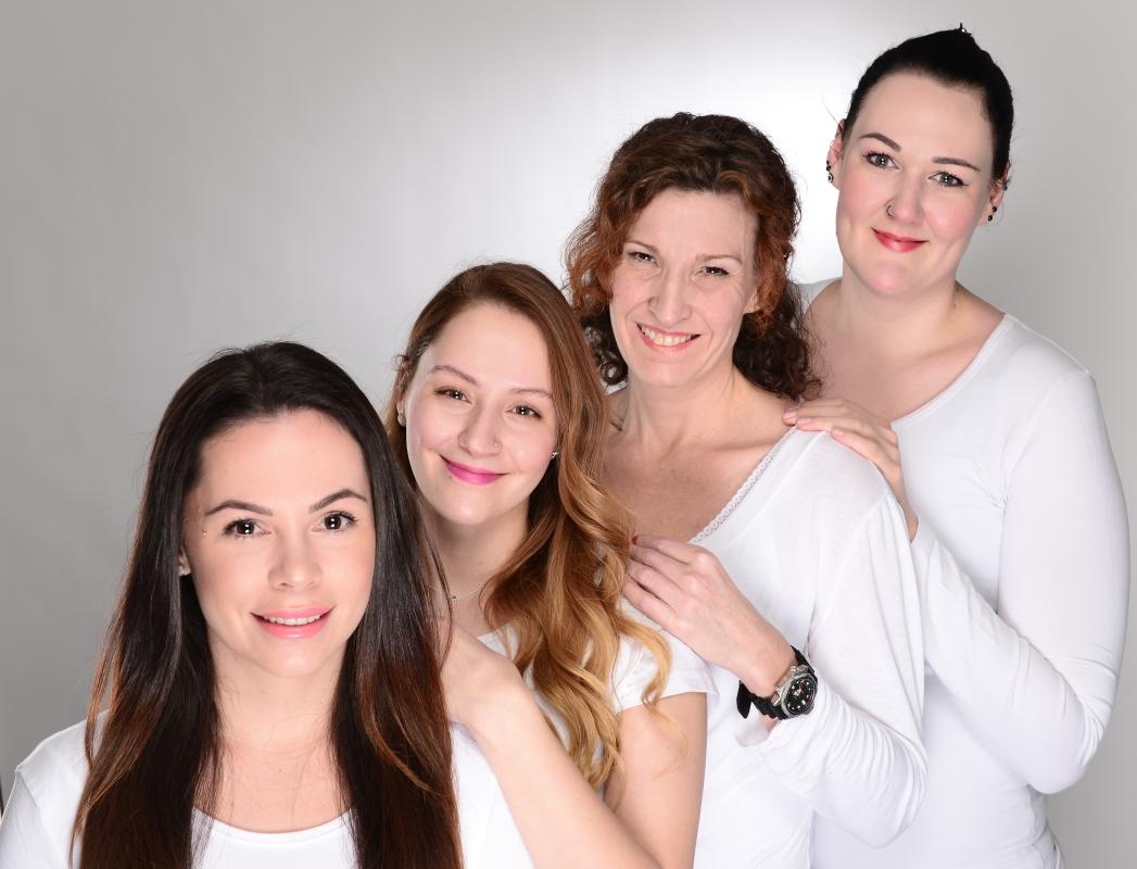 Das Team Des Cosmedicum-Hamburg